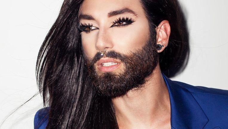 Conchita Wurst czyli jak wygląda karykatura kobiety
